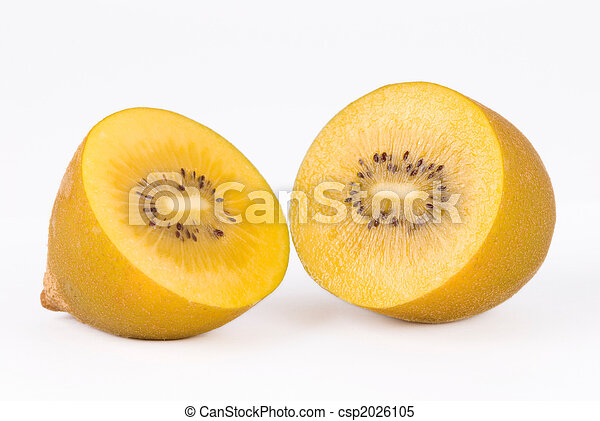Golden kiwi fruit - csp2026105