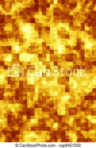 golden mosaics - csp8451502
