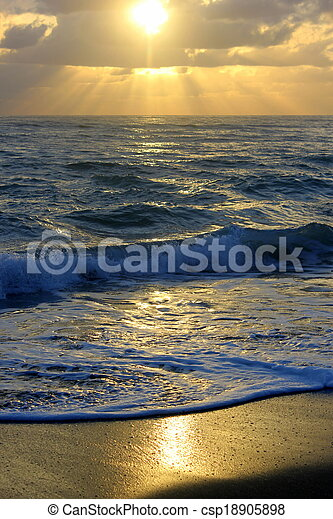 golden ocean - csp18905898