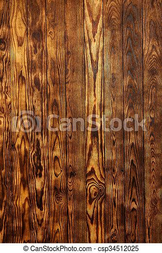 Golden Pine Wood Background Texture Rustic
