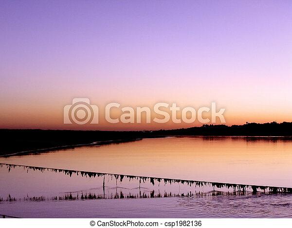 Golden River - csp1982136