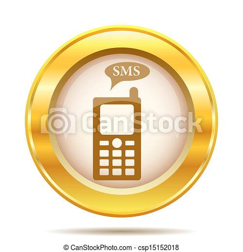 Golden shiny icon - csp15152018