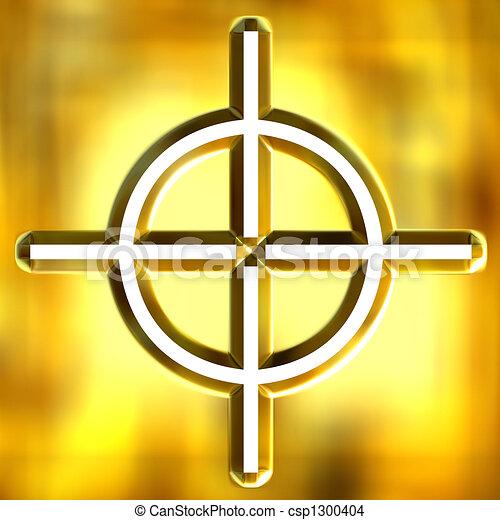 Golden Target - csp1300404