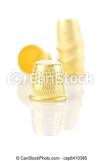 golden Thimbles - csp6410395