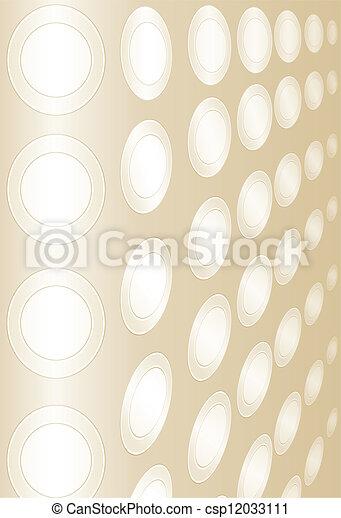 Golden wallpaper - csp12033111