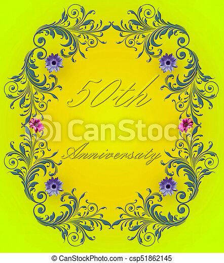 Karte Silberhochzeit Text.Goldene Hochzeit Karte Wedding