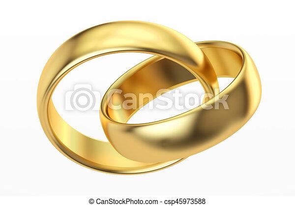 Goldene Hochzeit Ringe Ubertragung 3d Goldenes Ubertragung