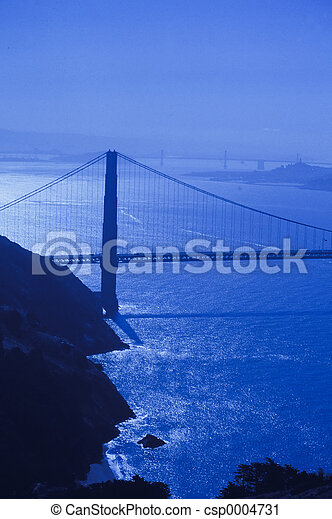 Goldengate Bridge - csp0004731