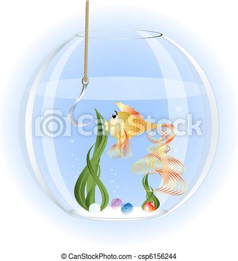 goldfish - csp6156244