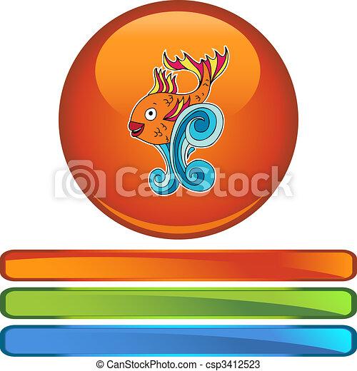 Goldfish - csp3412523