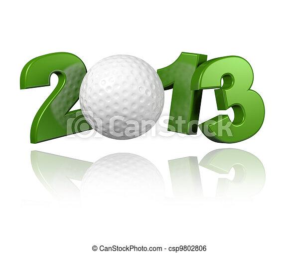 Golf 2013 - csp9802806