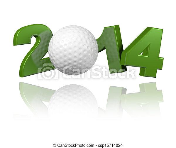 Golf 2014 design - csp15714824