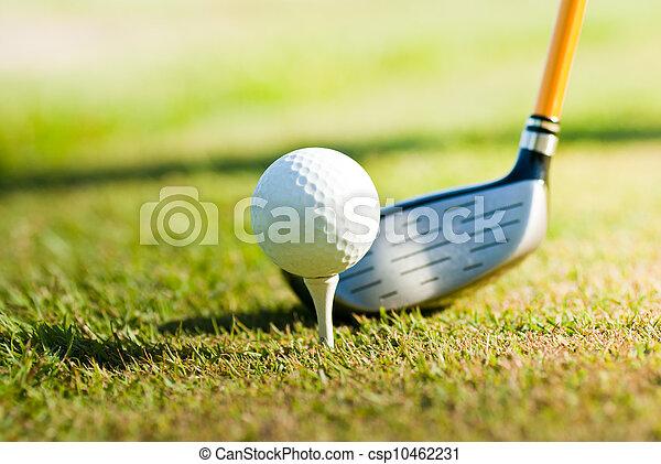 Golf - csp10462231