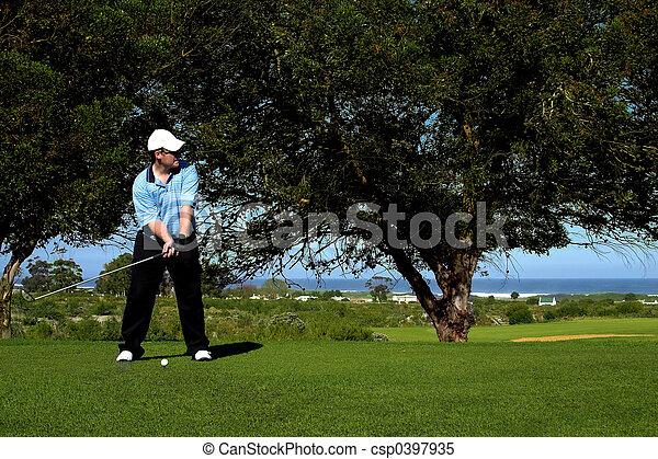 Golf - csp0397935