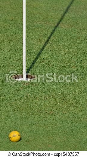 Golf - csp15487357