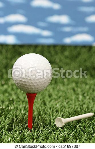 Golf ball - csp1697887