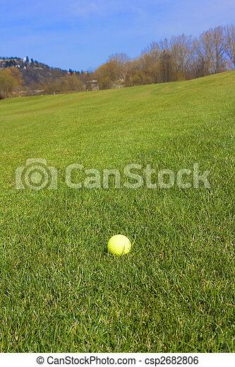 golf ball - csp2682806