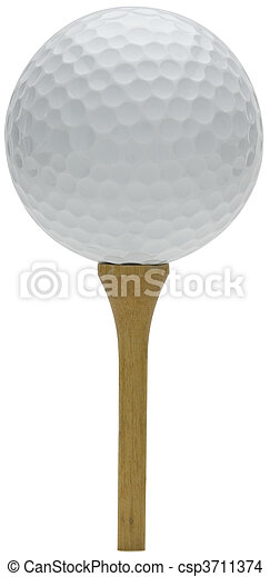 Golf Ball - csp3711374