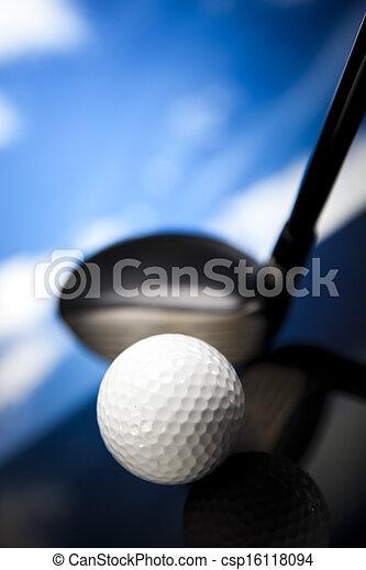 Golf ball - csp16118094