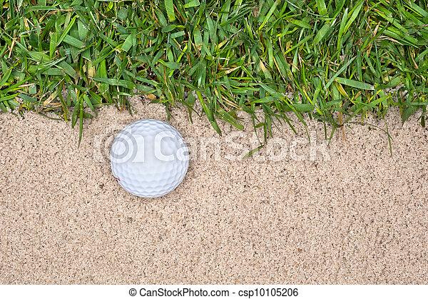 Golf ball - csp10105206