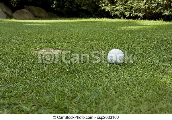 golf ball - csp2683100