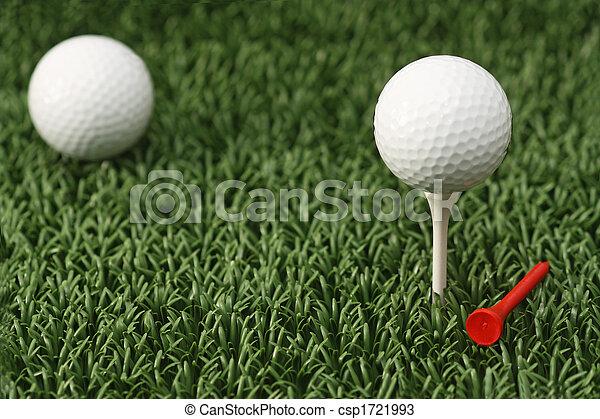Golf ball - csp1721993