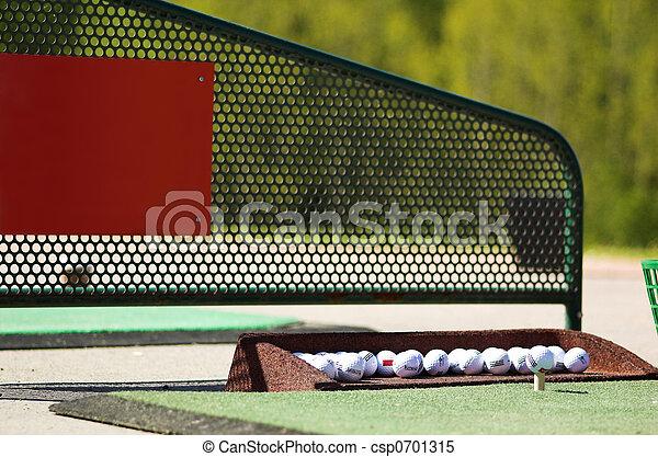 Golf Balls - csp0701315
