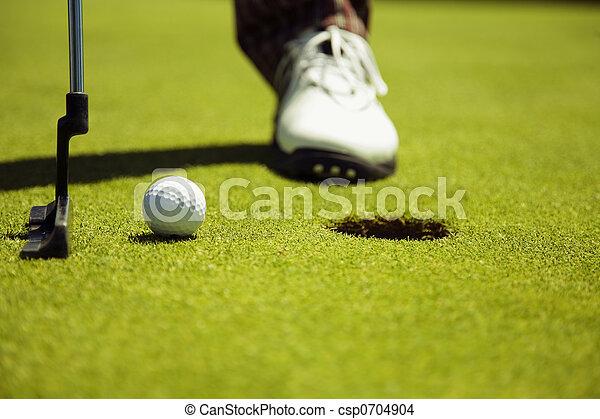 Golf club - csp0704904