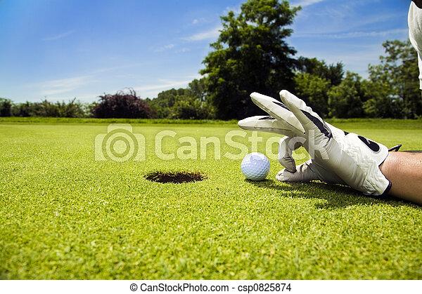 Golf club - csp0825874