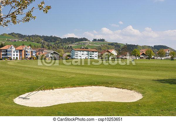 Golf course - csp10253651