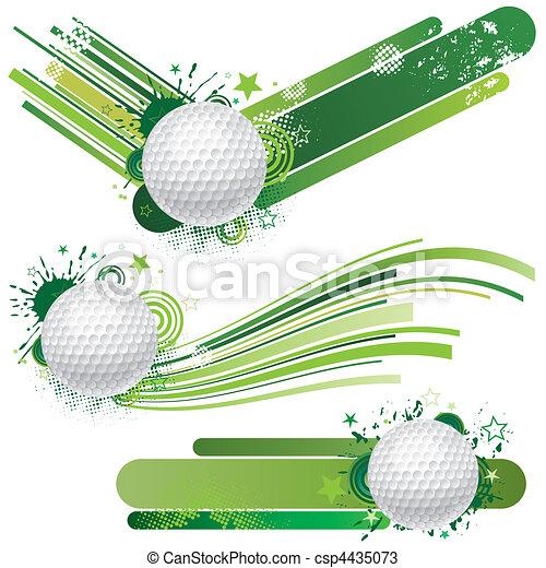 golf - csp4435073
