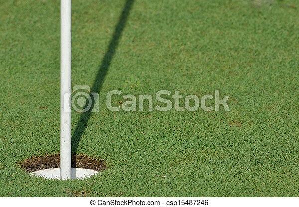 Golf - csp15487246