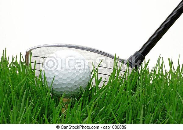 Golf - csp1080889