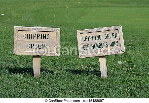 Golf - csp15488097