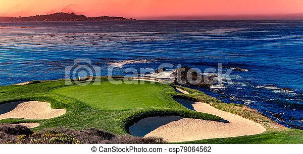 golf - csp79064562