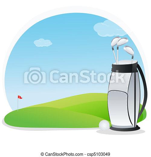 golf, kit - csp5103049