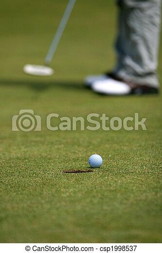 Golf - csp1998537