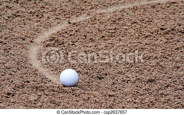 Golf - csp2637657