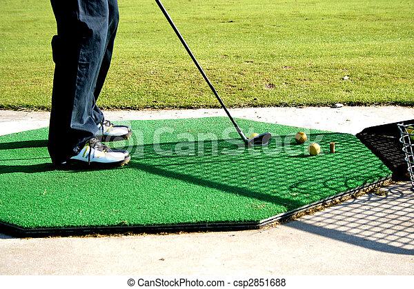 Golf - csp2851688