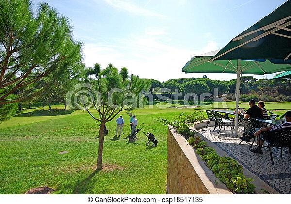 Golf Portugal Club Curso Terraza Algarve