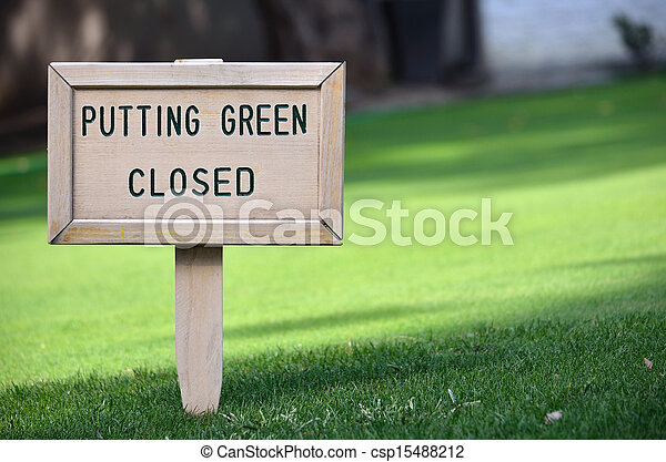 Golf - csp15488212