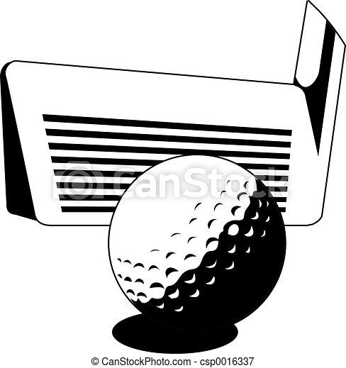 Golf - csp0016337