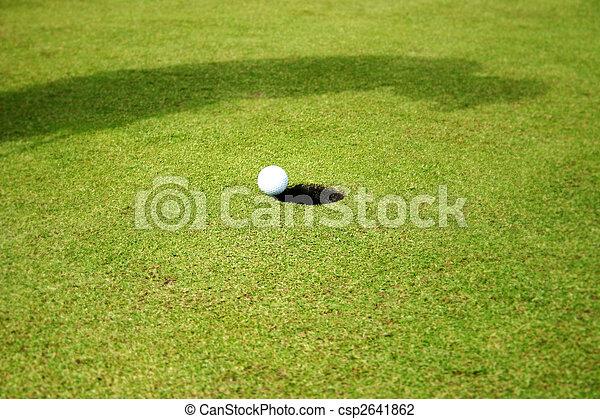 Golf - csp2641862