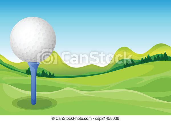 Golf - csp21458038