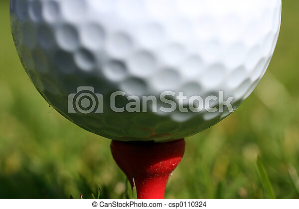 golfball - csp0110324