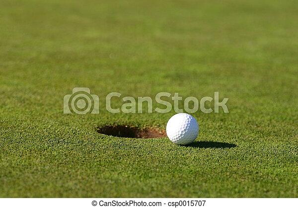 golfball - csp0015707