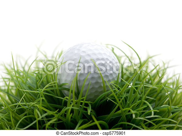 Golfball - csp5775901