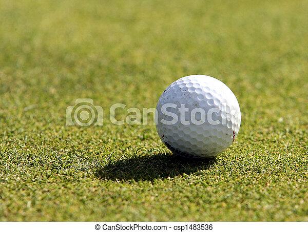 golfball - csp1483536