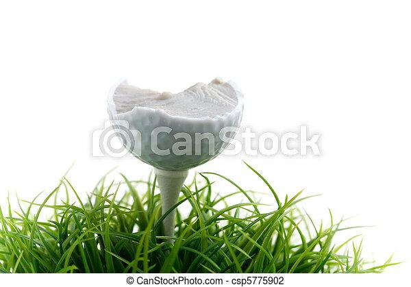 Golfball - csp5775902