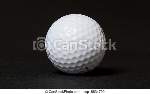 Golfball - csp18634799